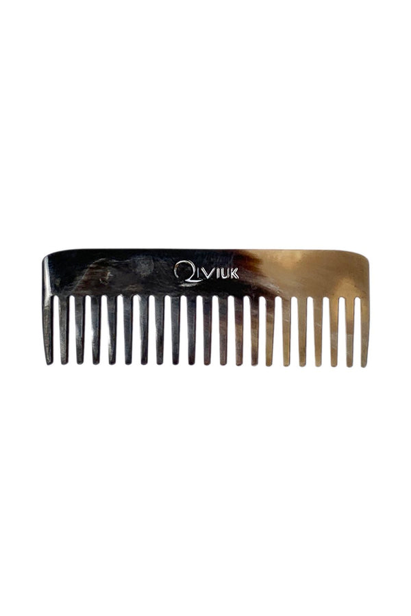 Bull horn comb N-120-2 by Qiviuk Boutique