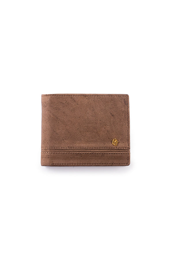 Qiviuk George Muskox Leather Wallet