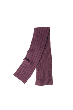 Q CABLE SCARF