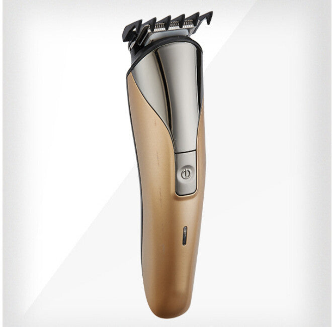 Electric Waterproof Hair Beard and Mustache Trimmer Rechargeable Hair Clipper Hair Cutting Machine