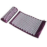 2016 Health Care Pain Relief Acupuncture Massager Cushion for Shakti Acupressure Yoga Body Massage Mat