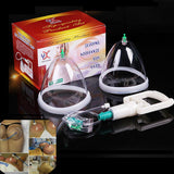VamsLuna Breast & Buttocks Enhancement Pump Lifting Vacuum Suction Cupping Suction Therapy Device