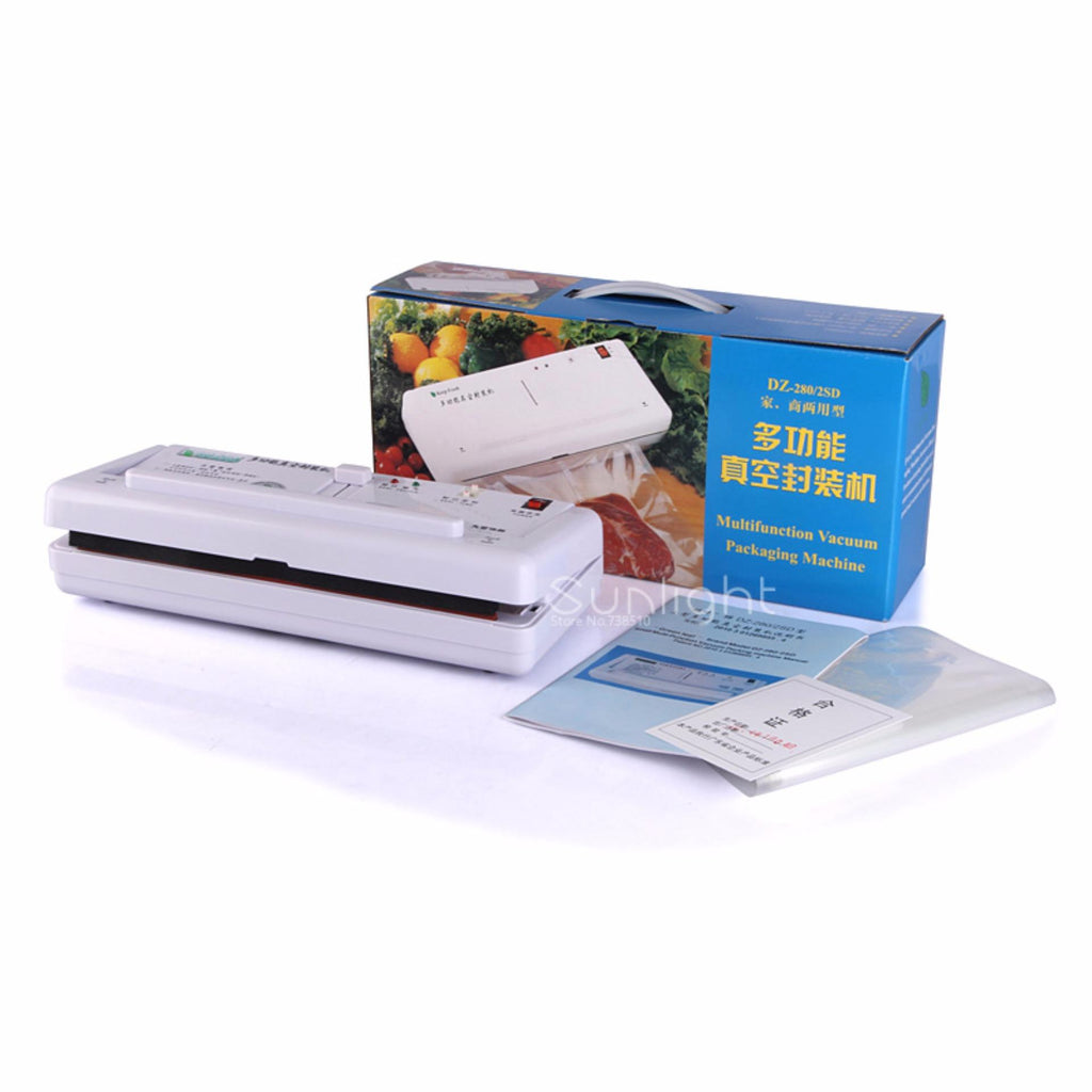Household Vacuum Plastic Bag Sealer Powerful suction Home Vacuum Machine Vacuum food sealers