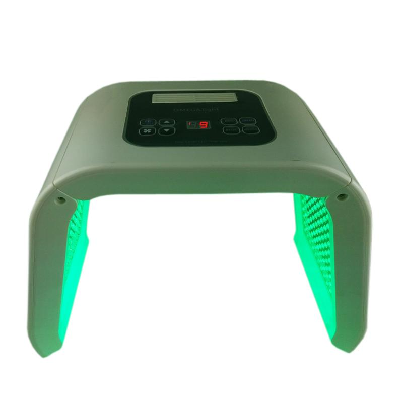 4 Color PDT LED Acne Light Therapy Machine LED Facial Mask Beauty SPA Phototherapy For Skin Rejuvenation Acne Remover