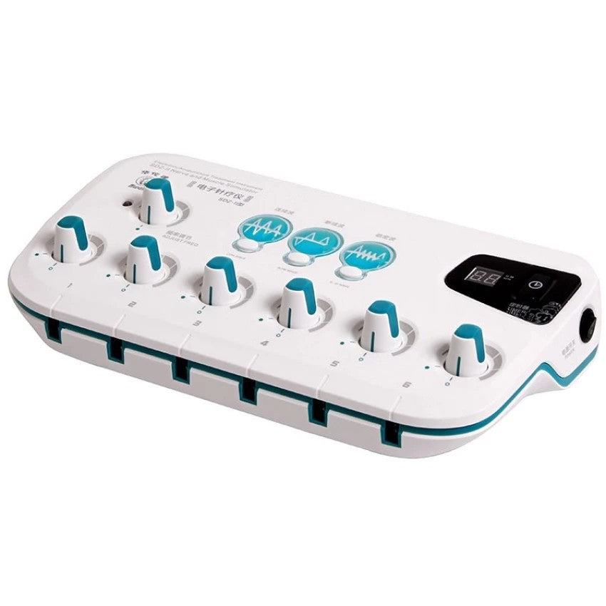 Hwato sdz-ii Electric Acupuncture Apparatus Electroacupuncture Massager SDZ-II Electro Acupuncture Needle Muscle Stimulator