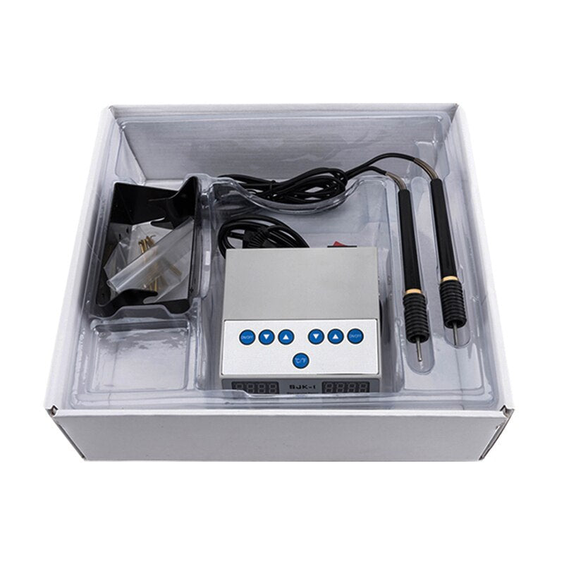 Dental Lab Equipment SJK-I Thin Electric Waxer Carving knife Machine + Double Pen + 6 Wax Tips