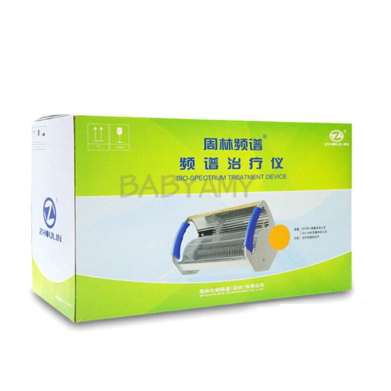 Zhoulin WS-301 Bio-spectrum Treatment Device Spectrum Therapeutic Apparatus Home physiotherapy instrument Cervical rheumatoid arthritis electric baking lamp
