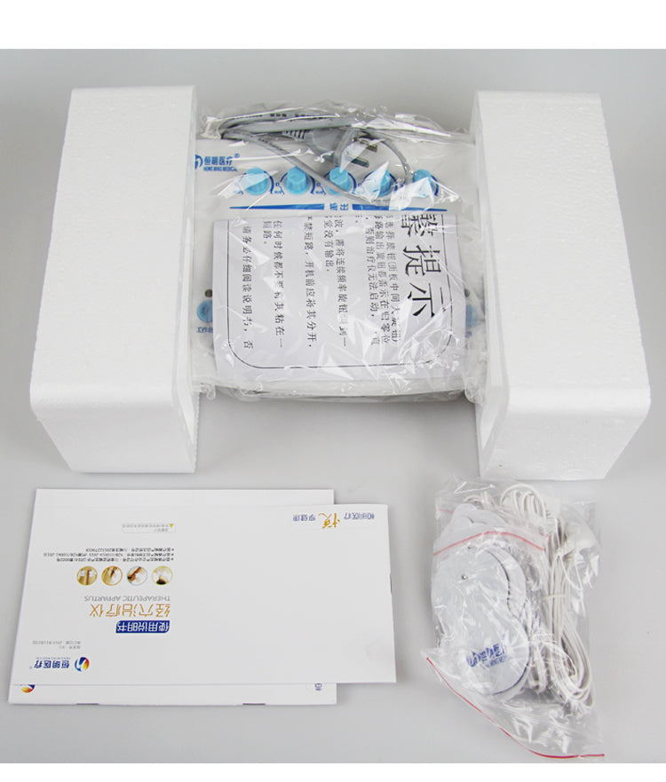 Heng Ming HM6805-I-5 Electric Stimulation Acupuncture Stimulator Therapy Device Electroacupuncture Massager 5 Output
