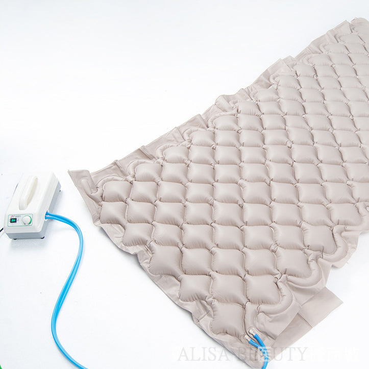 Alternating Pressure Mattress Quiet Inflatable Bed Air Topper for Pressure Ulcer and Pressure Sore Treatment with Pump Mattress