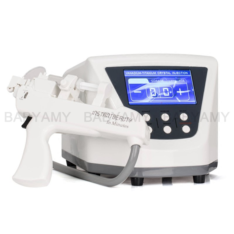 Vanadium Titanium Meso skin rejuvenation meso mesotherapy gun korea / portable needle free mesotherapy machine