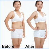 NEW Wrap Fat Burning Beauty Care Slimming Belt Burning Weight Loss body massage Detox Dissolve fat Pink