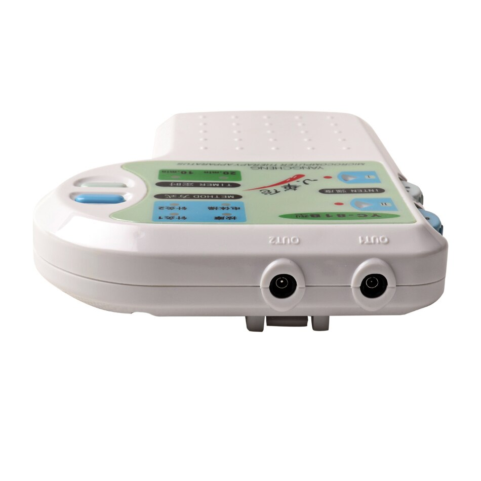 YC-81B Microcomputer Therapeutic Apparatus Massage Electrical Stimulation Acupuncture Therapy Relax Health Care for Ear Body