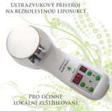 1MHz Ultrasonic cavitation skin care cellulite Machine Ultrasound Therapy device