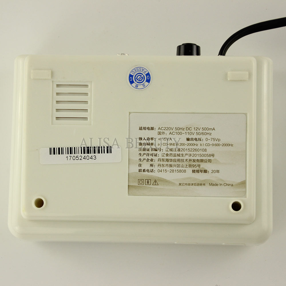 New Upgrade Haihua CD-9 Serial QuickResult Therapeutic Apparatus Electrical Stimulation Acupuncture Therapy Device 110V 220V