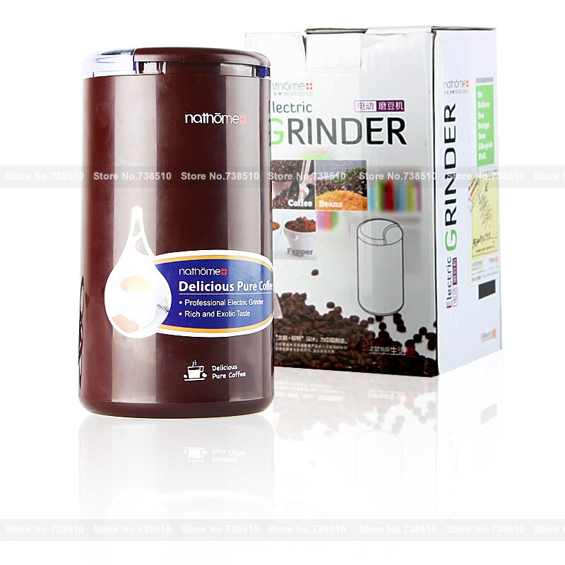 Stainless Steel Electric Coffee Grinder Electrical Coffee Mill Grinding Machine For Coffee And Baby Food Condiment Spices