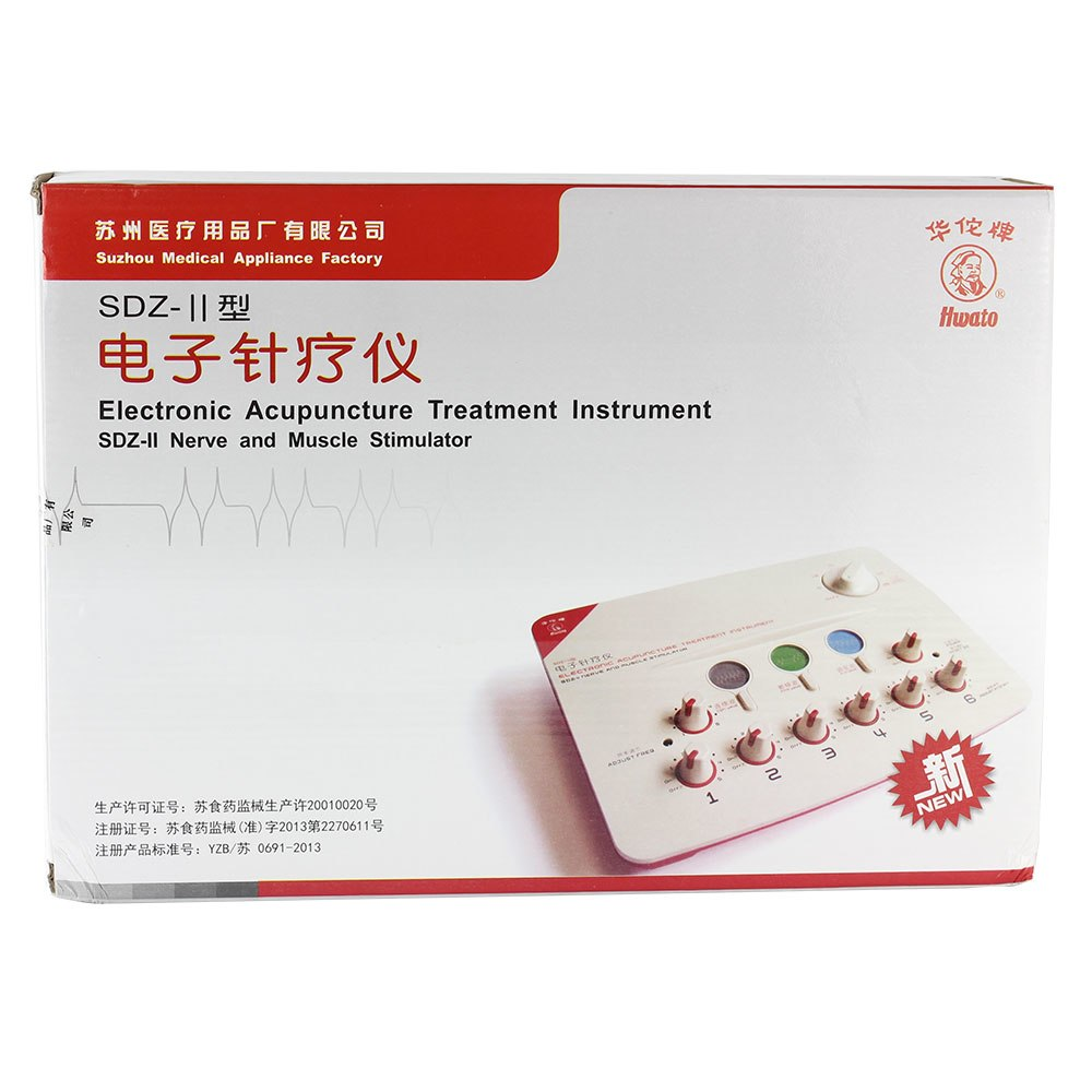 Hwato sdz-ii Electro Acupuncture Nerve and Muscle Stimulator SDZ-II Electroacupuncture Therapy Physical Stimulation Therapy
