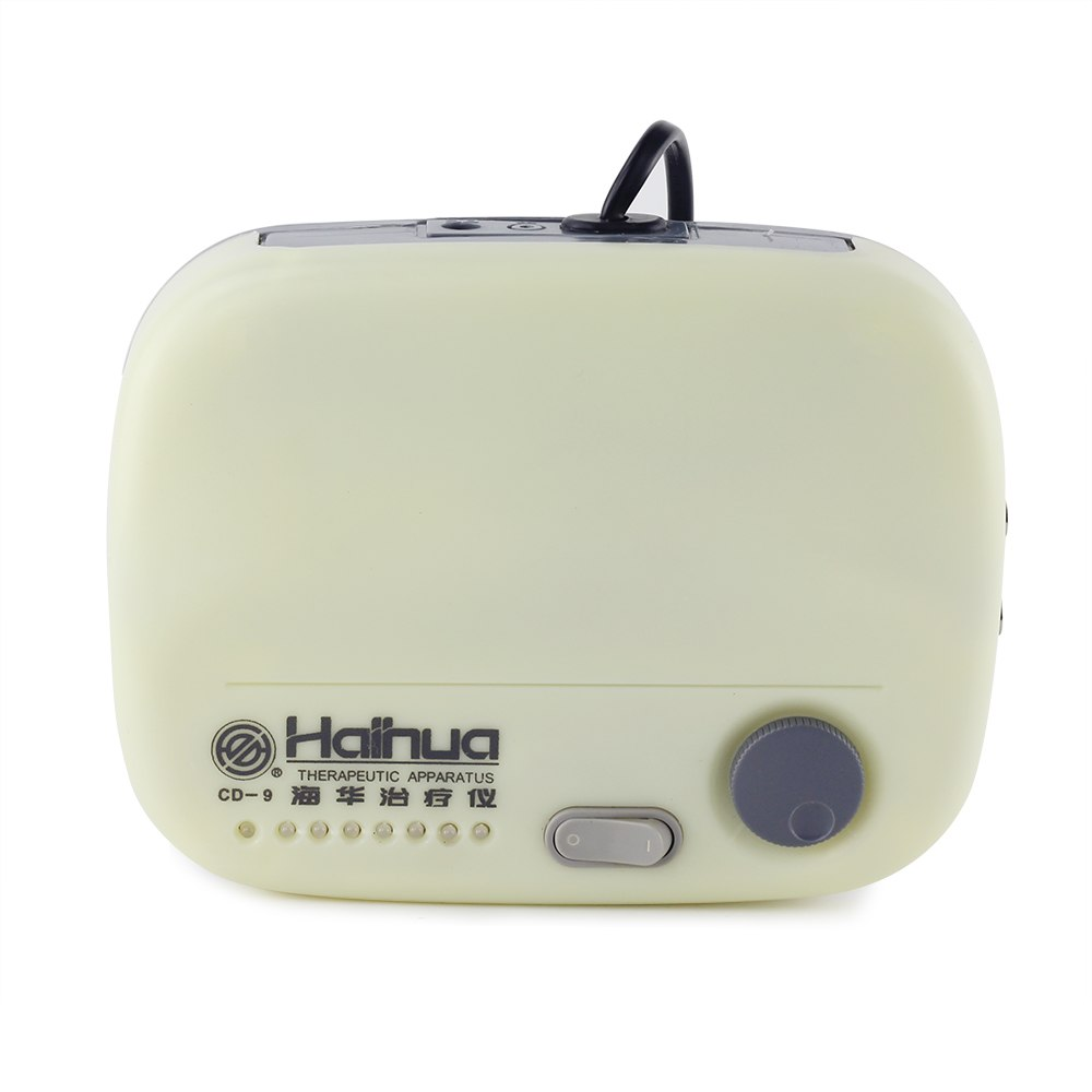 Haihua CD-9 Serial QuickResult therapeutic apparatus.Electrical stimulation Acupuncture therapy Device 110V 220V