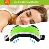 New 6 IN 1 Air Pressure Eye Massager With Mp3 Dispel Eye Bags Eye Magnetic Eye Care Acupuncture point Massager