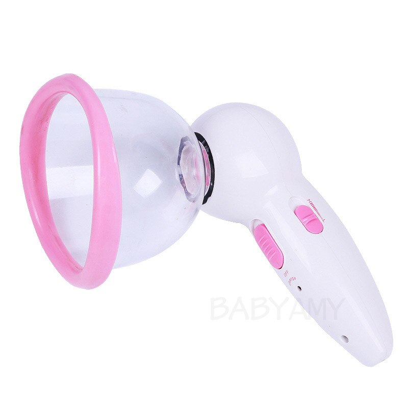 Professional Rechargeable handheld Vacuum Beauty Firming Body Massager Skin Health Care Instrument Chest massaging