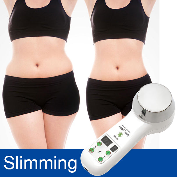 1MHz Ultrasonic Liposuction Cavitation Cellulite Weight Loss Machine Ultrasound Therapy slimming equipment Massager