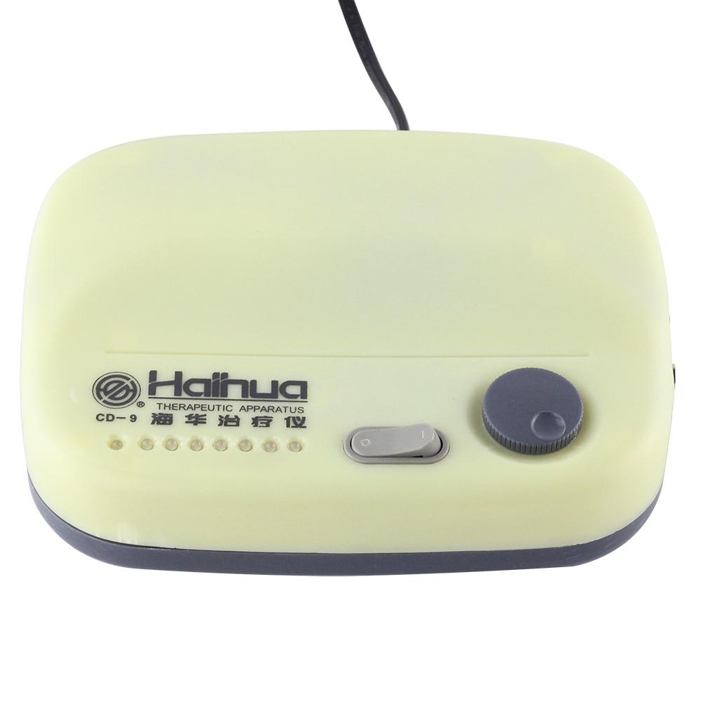 HaiHua CD-9 Low And Medium Frequency Therapy Device Electrical Acupuncture Therapeutic Apparatus Body Massage 220V