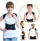 XS-XXXL Back Posture Corrector Therapy Corset Spine Support Belt Lumbar Back Posture Correction Bandage For Men Women