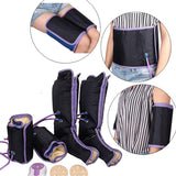 Circulation Leg Wraps Healthcare. Air Compression Leg Wraps Regular Massager Foot Ankles Calf Therapy Circulation lose weight