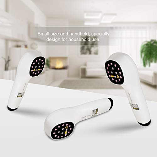 LLLT 4pcs 808nm 12pcs 650nm Red Light Therapy Device Pain Relief Knee Shoulder Back Arthritic Sciatic Pain Laser Cold Therapy