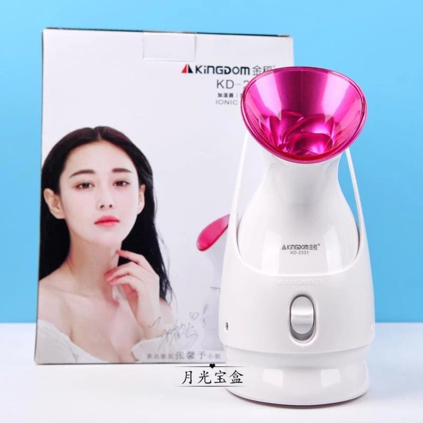 Deep Cleaning Facial Cleaner Face steaming device Facial steamer Machine Sprayer