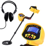 MD9020C Professional Portable Waterproof Underground Metal Detector Handheld Treasure Hunter Gold Digger Finder LCD Display