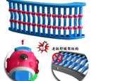 Neck spine stretcher, 3rd generation, Lumbar stretch, back relieve unit appliance, humpback massage cushion cervical lumbar pad