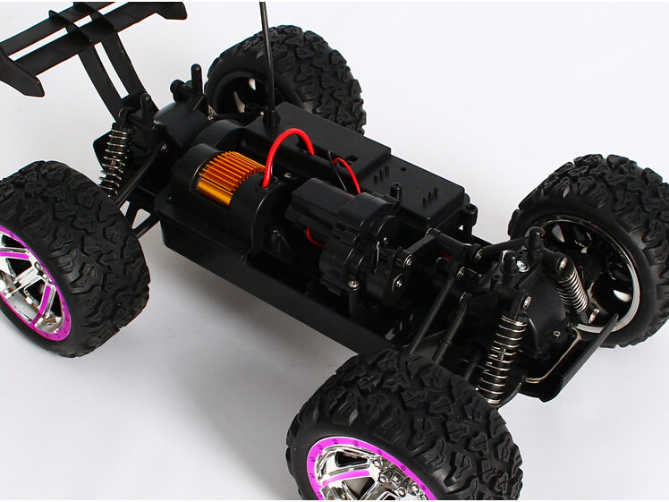 Rc Car Electric Powered 4wd 1/12 Scale Models Brushless Off Road High Speed 50km/h Hobby Remote Control Car