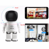 Robot IP Camera HD WIFI Baby Monitor 960P 1.3MP CMOS Wireless CCTV P2P Audio Security Cam Remote Home Monitoring IR Night Vision