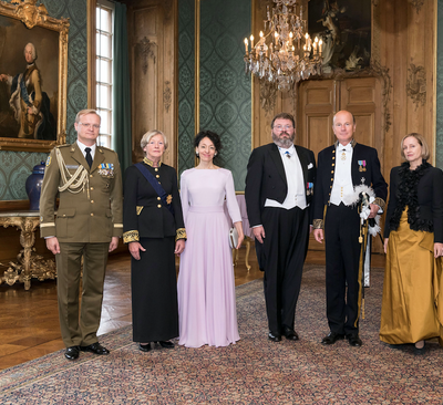 THE STORY OF SWEDISH ROYAL PALACE