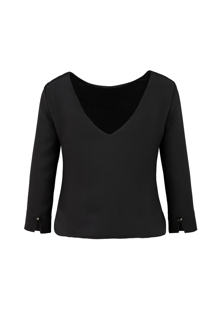 WIDDRINGTONIA TOP black