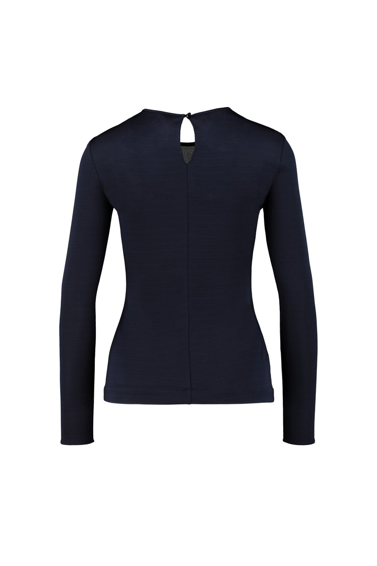 ROTHECA TOP Navy