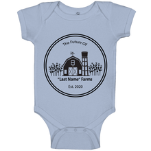 Load image into Gallery viewer, Future Farms Baby Onesie