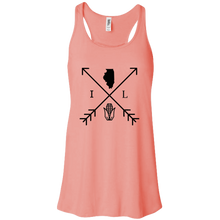 Load image into Gallery viewer, Illinois Arows - Bella Flowy Tank Top