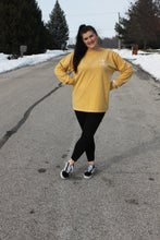 Load image into Gallery viewer, Illinois Arrows Long Sleeve - Mustard