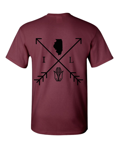 Illinois Arrows T-Shirt
