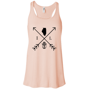 Illinois Arows - Bella Flowy Tank Top