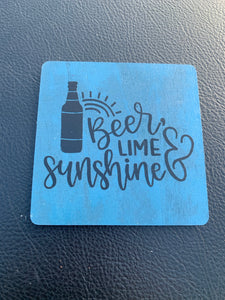 Beer Quote Coasters