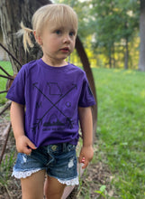 Load image into Gallery viewer, Missouri Arrows Arch Toddler Tee
