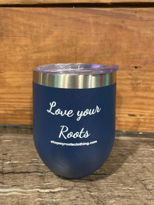 Illinois Arrows 12oz Tumbler - Navy