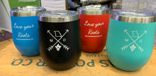 Load image into Gallery viewer, Missouri Arrows 12oz Tumbler - Mint