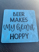 Load image into Gallery viewer, Beer Quote Coasters