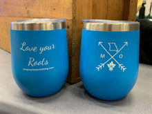 Load image into Gallery viewer, Missouri Arrows 12oz Tumbler - Blue