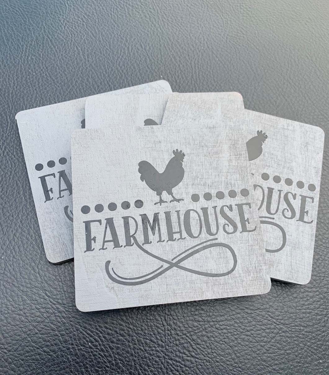 Farmhouse Coaster