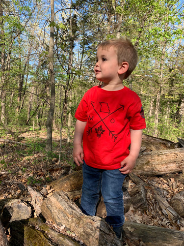 Missouri Arrows Agriculture Toddler Tee