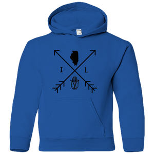 Illinois Arrows - Youth Hoodie